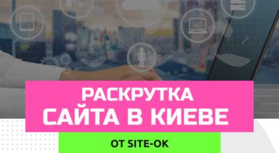 4 требования к данному виду раскрутки сайта — реклама от студии «Site Ok»